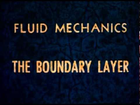 Fluid Mechanics - The Boundary Layer