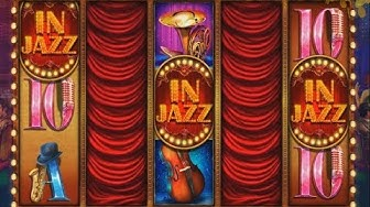In Jazz Slot - Free Spins!