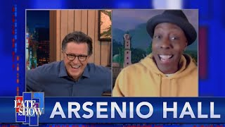 """Download """"That's What Every Comic Wants"""" - Arsenio Hall On Making Johnny Carson Laugh"""