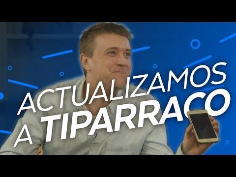 Recomendamos móviles a Tiparraco   La Hora del Tech con Topes de Gama   01