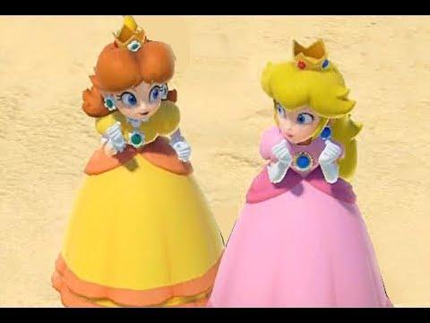 Super Mario Party GIRL POWER!  All TEAM MINIGAMES