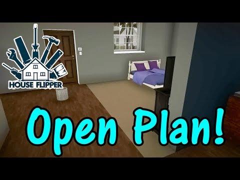 Let's Play House Flipper #18: Open Plan!