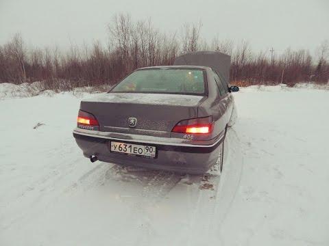 Peugeot 406 Спецвыпуск. 18