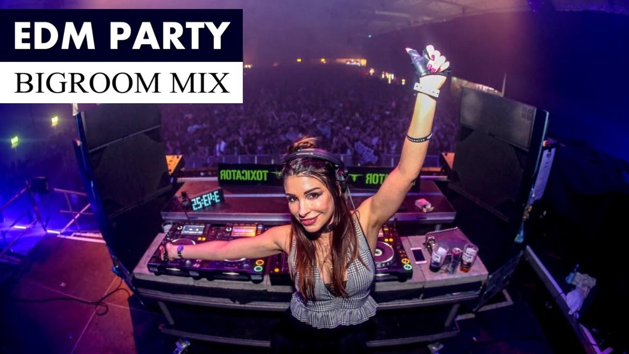 Edm Party Mix New Electro House Bigroom Music 2017