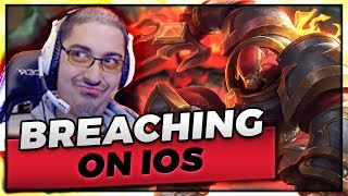 BREACHING ON iOS | TRICK2G PLAYS DUNGEON HUNTER CHAMPIONS! - Trick2G