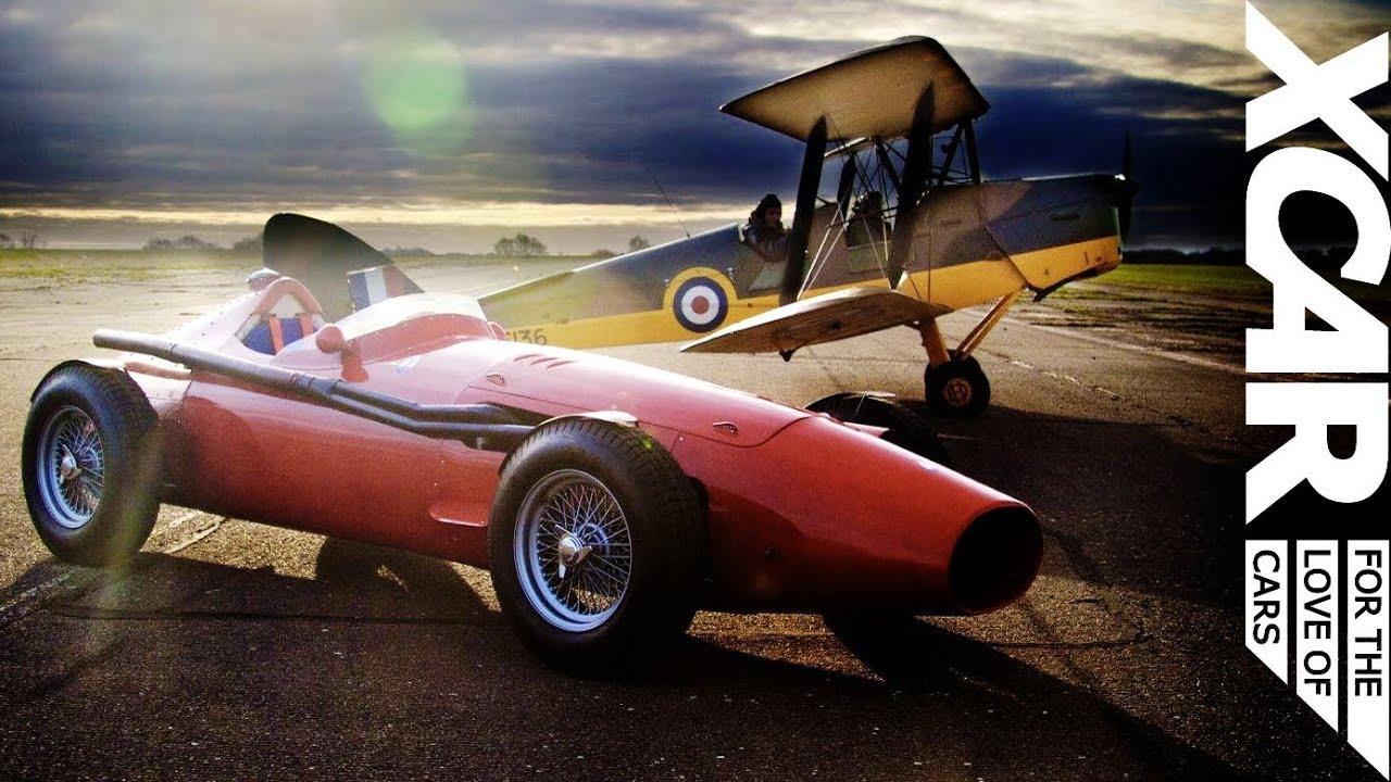 1957 Maserati 250F: Fangio's legendary Formula 1 car, re-created - XCAR