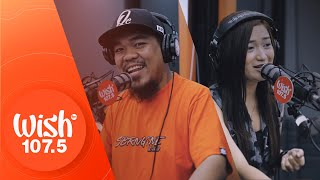 "Flict-G and Bei perform ""Hapi Holiday"" LIVE on Wish 107.5 Bus"
