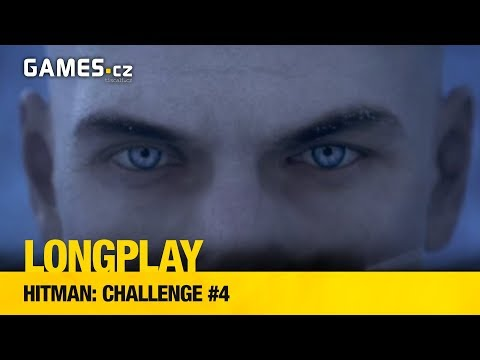 LongPlay - Hitman Challenge #4