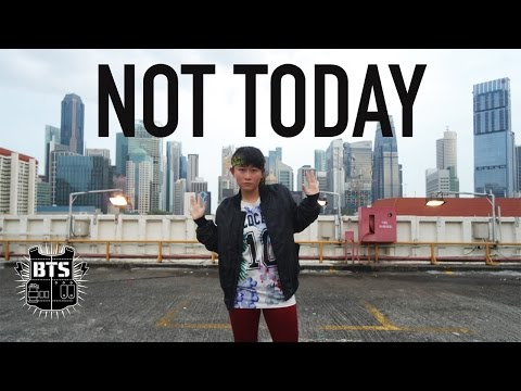 BTS- 'Not Today' FULL Dance Cover [Charissahoo]