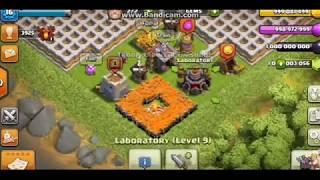1000 wall breakers vs max lvl walls ZOBACZ!!!