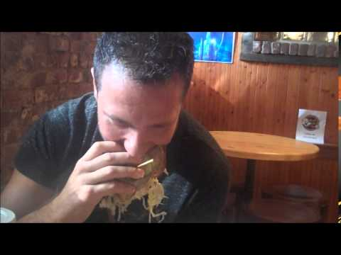 Dan vs Food Episode 1: The Barrel at Brawler's Back-Alley Deli, Buffalo, NY
