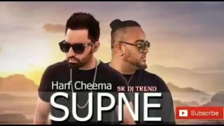 Supne | Full Song | Harf Cheema Ft Deep Jandu | New Punjabi Songs 2017