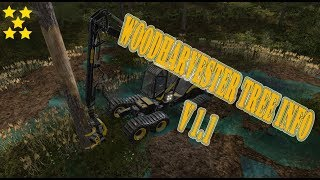 "[""Woodharvester Tree Info"", ""Mod Vorstellung Farming Simulator Ls17:Woodharvester Tree Info""]"
