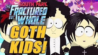 Goth Kid Selfies! South Park The Fractured But Whole Part 5