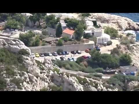 Sony CyberShot DSC-HX400V - zoom test - Calanques de Marseille