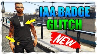 *NEW* HOW TO GET IAA BADGE/NECKLACE IN GTA 5 ONLINE AFTER ARENA 1.46! GTA Online Best Glitches 1.46!