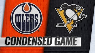 02/13/19 Condensed Game: Oilers @ Penguins