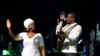 "Jonathan McReynolds and India.Arie - ""No Gray"" Live at Minglewood Hall 2015"