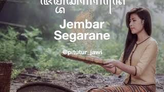 Download Video JEMBAR SEGARANE (INSTRUMEN JOWO) MP3 3GP MP4