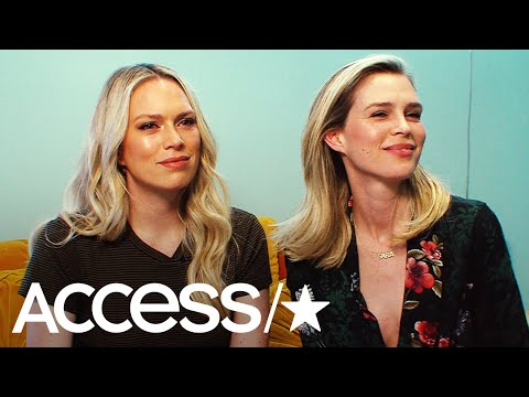 Sara & Erin Foster Are The Butts Of Their Own Jokes - YouTube