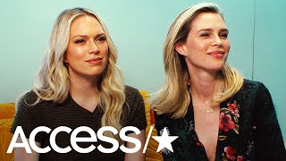 erin sara foster on dad david fosters dating life you gotta be ready for anything access