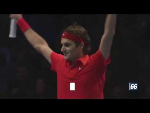 Roger Federer Chasing 100th Career Title At 2018 ATP Finals