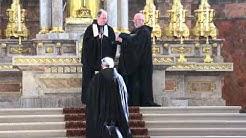 Abtwahl im Neresheimer Kloster