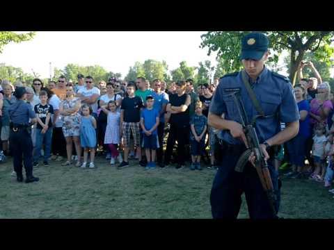 Sekcija streljaštvo Policijske akademije MUP RH