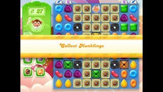 Candy Crush Jelly Saga Level 1055 (3 stars, No boosters)