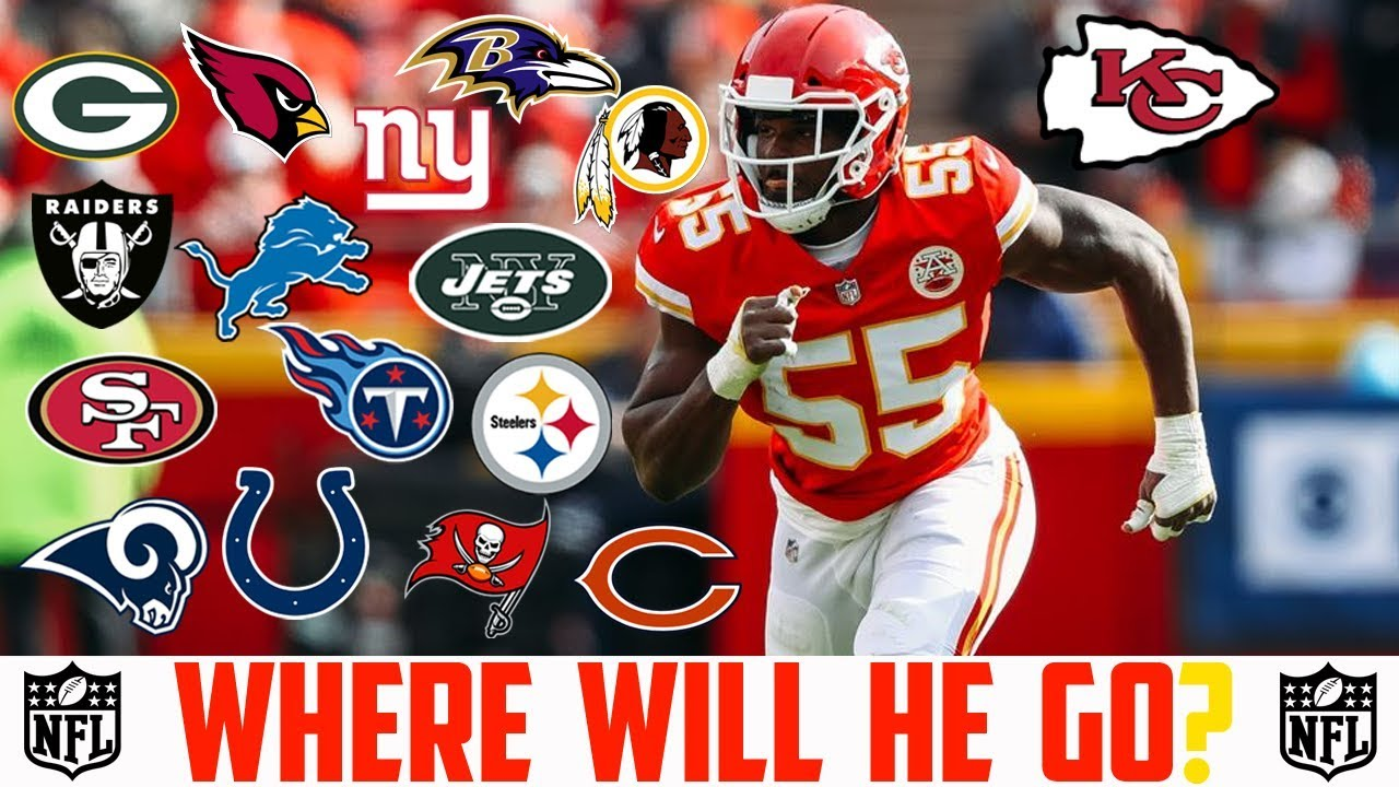 NFL Free Agency: Chiefs Trade Pro Bowler Dee Ford To The 49ers