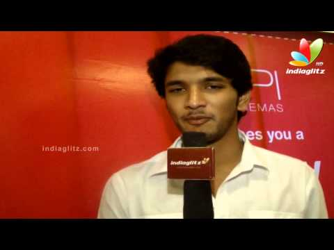 Gautham Karthik: I have failed in my first love | Kadal | Mani Ratnam - AR Rahman