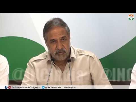 Modi Govt. Attacking RBI Autonomy | Anand Sharma, Senior Congress Leader (Highlights)