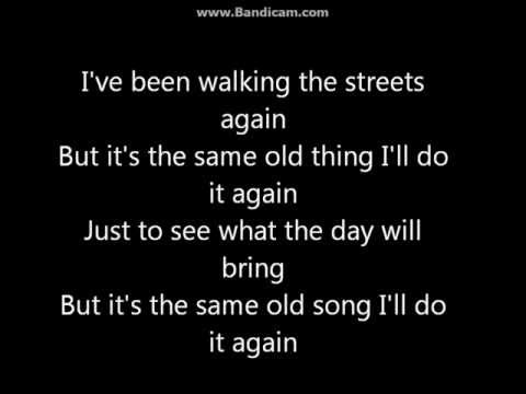 Volbeat - 16 Dollars Lyrics