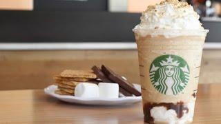 How to Make a Starbucks Smores Frappuccino