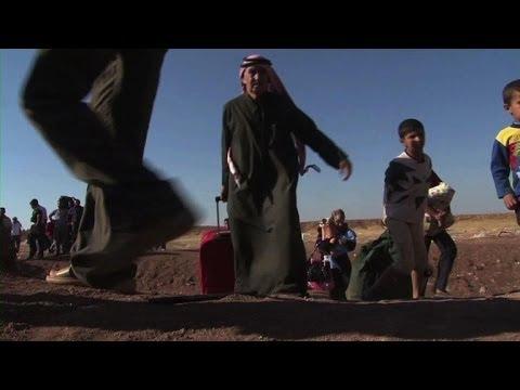 Amnesty slams EU response to Syrian refugees