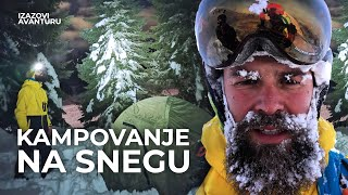 Extreme adrenaline adventure on Kopaonik | Snowboard or SplitBoard | Challenge Adventure