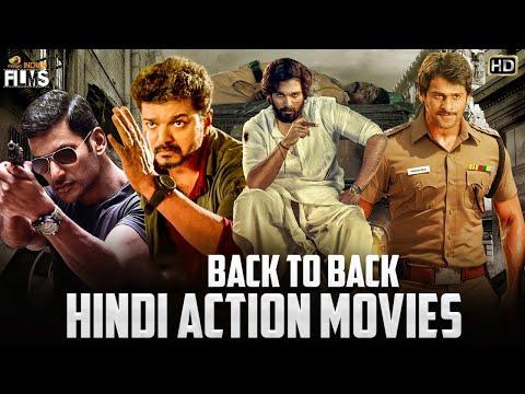 2020 B2B Latest Hindi Dubbed Action Movies | South Indian Hindi Dubbed Movies | Mango Indian Films