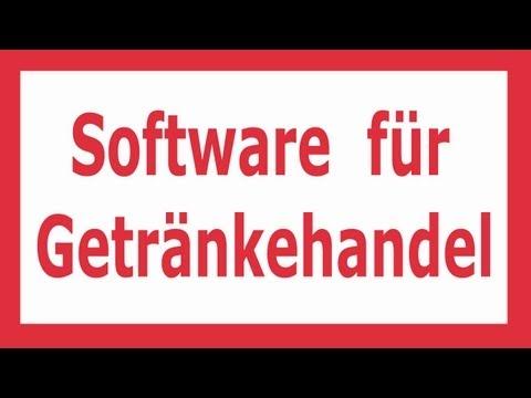 Software für Getränkehandel Video und Software für Getränkehandel mehr Infos