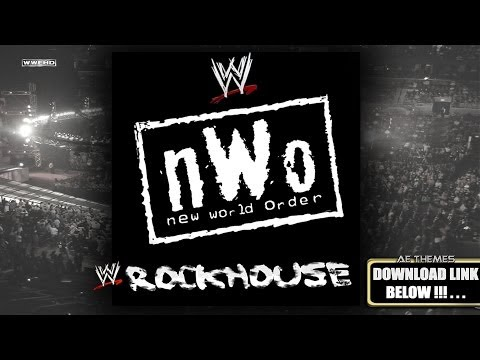 WWE: Rockhouse New World Order Theme Song + AE Arena Effect