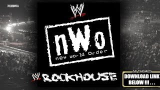 "WWE: ""Rockhouse"" (New World Order) Theme Song + AE (Arena Effect)"