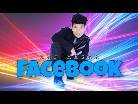 Facebook (Official Video) | Raj Marak | Garo Rap Music