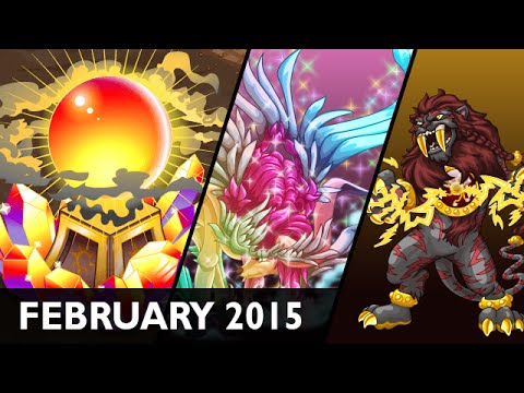 All Daily Arena Rewards of February 2015 - Miscrits