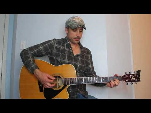 Dixieland Delight - Alabama - Guitar Lesson | Tutorial
