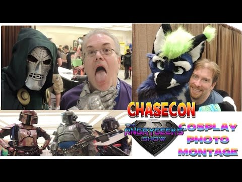Chase Con  Cosplay Video  Montage