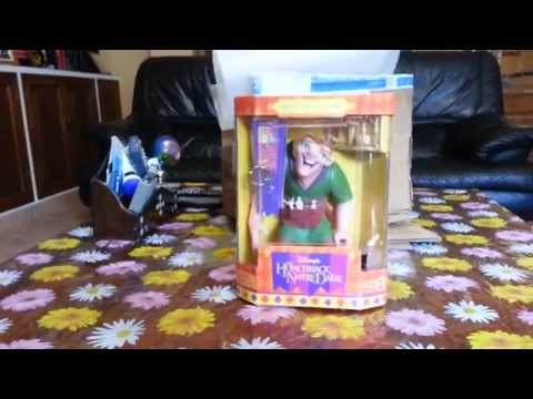 Unboxing Quasimodo Doll New In Box From The Hunchback Of Notre Dame
