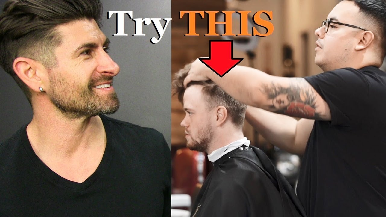 BADASS Casual Hairstyle EVERY Guy Should Try! - I Am Alpha M