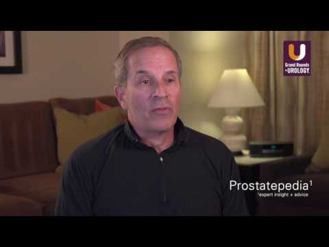 What changes do you see happening in anti-androgen therapy for prostate cancer?