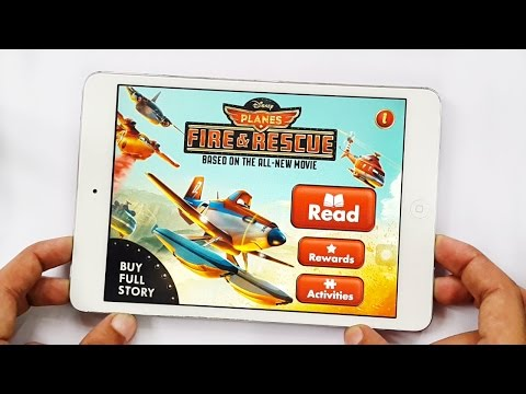Planes: Fire & Rescue Gameplay iOS & Android iPhone & iPad HD