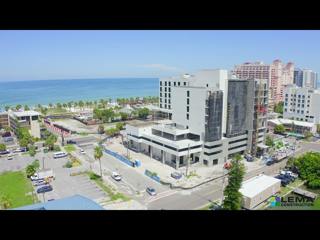 AC Marriott Hotel   Clearwater Beach, FL   August 2021
