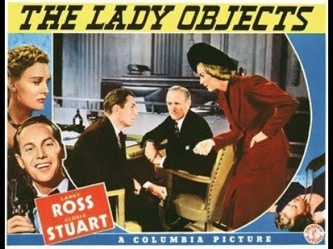 The Lady Objects (1938)